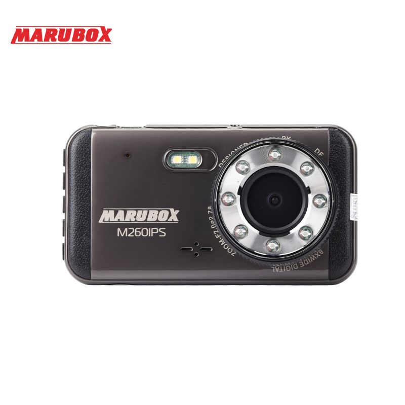 Image 2 - Marubox M260IPS Car DVR Camera Dash Cam 1080P 4.0 Video Recorder