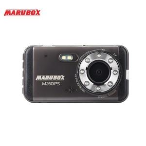 """Image 2 - Marubox M260IPS Macchina Fotografica Dellautomobile DVR Dash Cam 1080 P 4.0 """"Video Recorder Registrator G Sensore di Visione Notturna Auto videocamera DVR"""