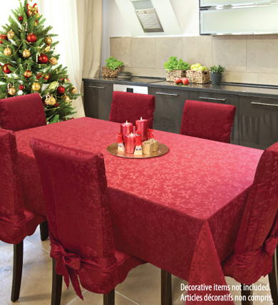 Decorative Chair Covers Wedding Student Desk And Set Red Beautiful Jacquard Spandex Folding Hotel Decoration Universal Cover