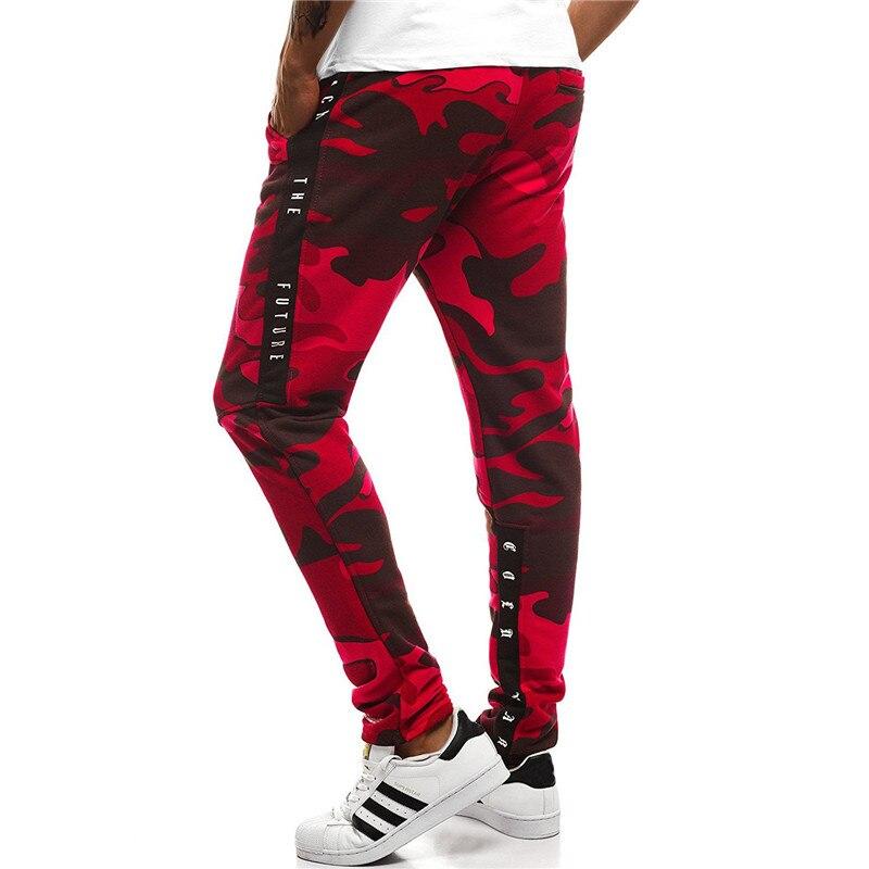 HTB1cShsXjzuK1Rjy0Fpq6yEpFXa5 Harem Joggers Pants Men 2018 Hip Hop Fitness Padded Camouflage Print Male Trousers Solid Contrast Color Pants Sweatpants XXXL