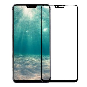 Image 4 - Tempered glass for oppo A3S glass screen protector 9H Full cover protective Films On the for oppo A5 Realme 6 Pro 6i Realmi 6 i6