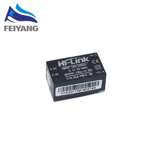 Image 4 - 10pcs/lot HLK PM01 HLK PM03 HLK PM12 AC DC 220V to 5V mini power supply module,intelligent household switch power supply module
