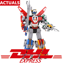 DHL Movie Series New Combination Robot The Compatible legoing 21311 Voltron Model Set Building Blocks Bricks kids Toys Boy Gifts