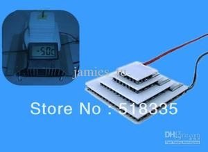 Image 3 - SXDOOL peltier 4 stage multistage refrigeration TEC4 24603 Thermoelectric Cooler modules Peltier Plate element