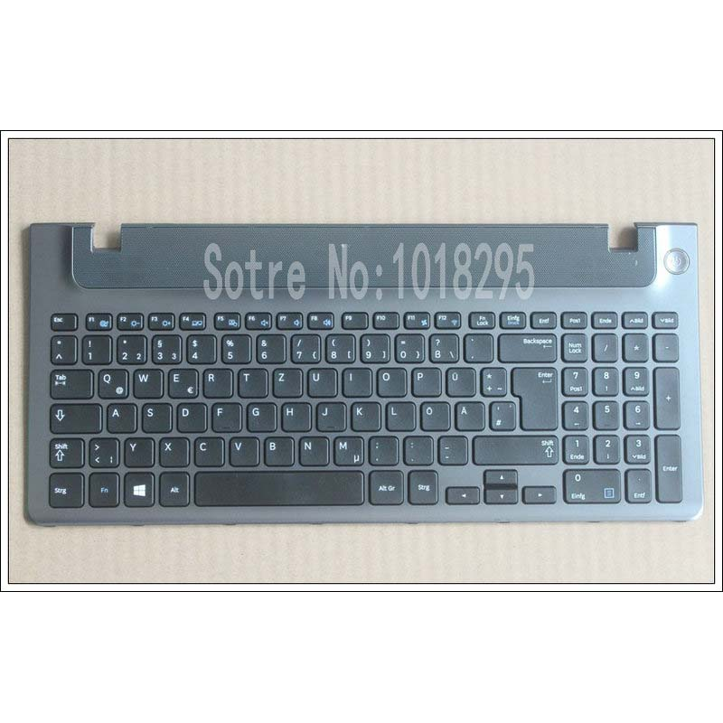 New GR  laptop keyboard with frame for samsung 355V5C 350V5C 355 V5X German  keyboard layout 5 60vdc to 3 32vdc 60a ssr 60dd solid state relay module with plastic cover
