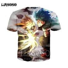 My Hero Character Shirt