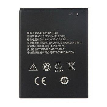 Originale Lama L5 batteria del telefono Per ZTE Lama L5 L5 PIÙ C370 Accumulatore 2150mAh Li3821T43p3h745741