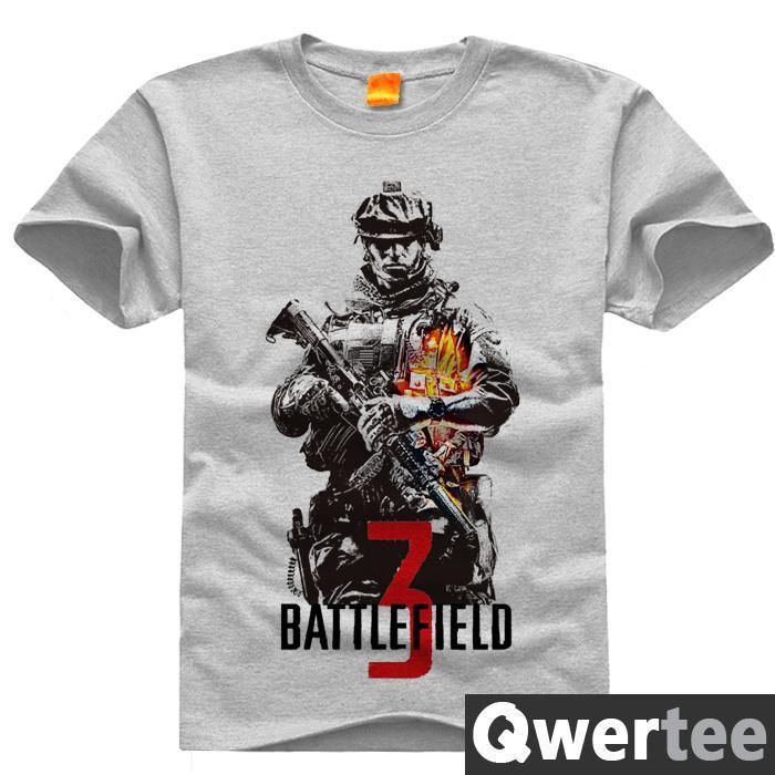 Original Design BF BATTLEFIELD FROSTBITE 3 Print Fashion ...