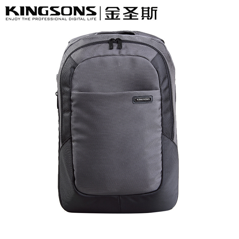 2017 Kingsons 15.6 waterproof, anti -vibration Laptop bag expandable capacity for Lenovo for ASUS Laptop Backpack free shipping
