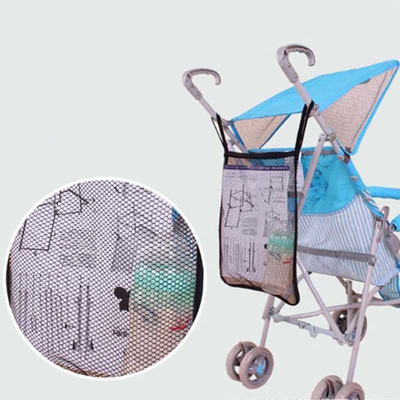 แบบพกพารถที่นั่งกระเป๋าอุปกรณ์เสริมกระเป๋า bebe รถเข็นเด็กทารก Buggy รถเข็นเด็กขวดถ้วยผู้ถือกระเป๋า