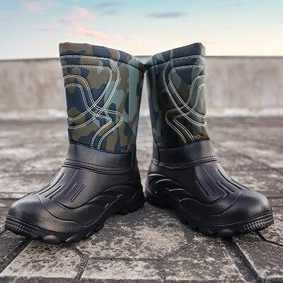 3 Mens slip on winter boots 5c64f1c2660b6