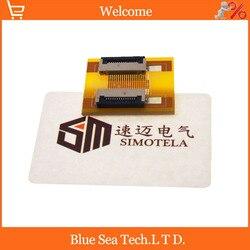 14 pin 0.5mm FPC/FFC PCB gniazdo złącza płytka przyłączeniowa  płaski kabel rozciągają się na ekran LCD interfejs w Złącza od Lampy i oświetlenie na