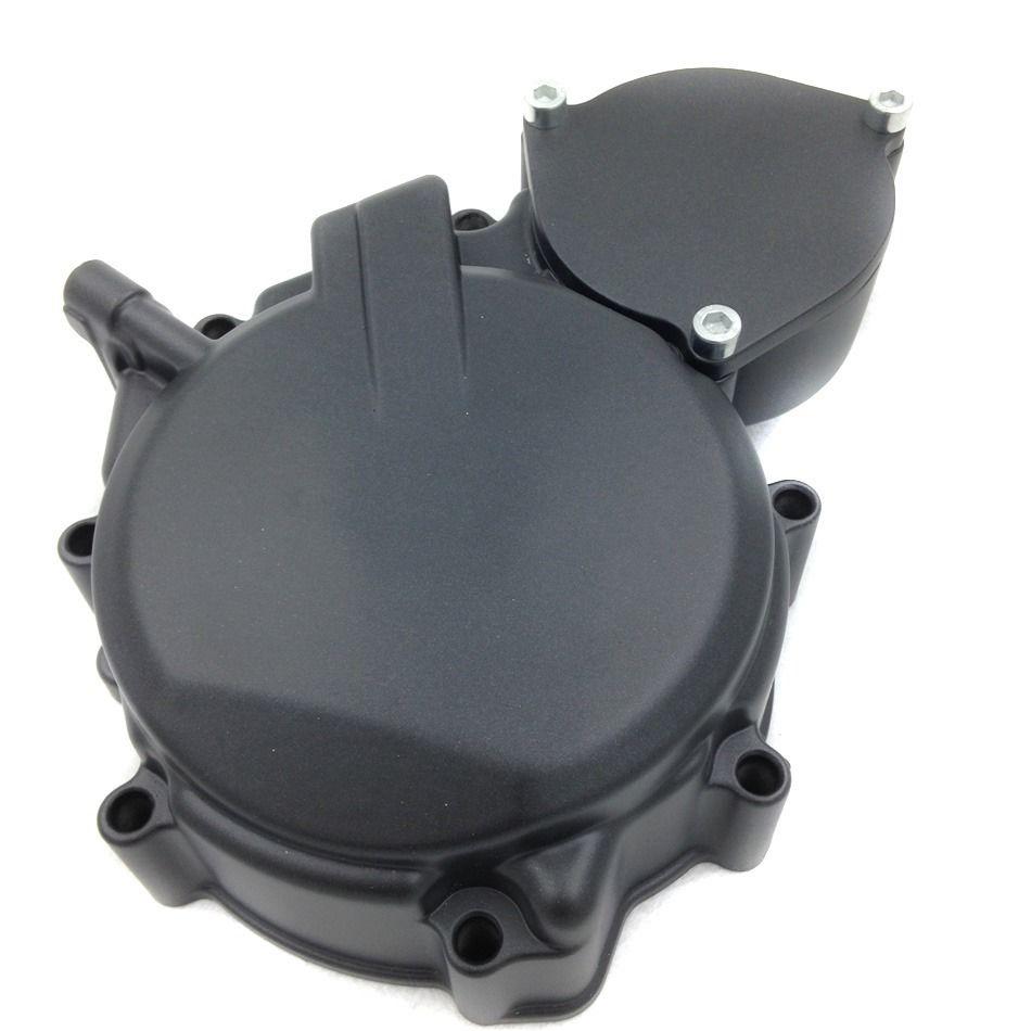 For Suzuki GSXR 600 GSXR-750 2006 2007 2008 2009 2010 2011 2012 GSXR600 GSXR750 Motorcycle Engine Stator Cover Crankcase radiator grille protective cover grill guard protector for suzuki gsxr600 gsxr750 gsxr 600 750 2006 2007 2008 2009 2010 2016