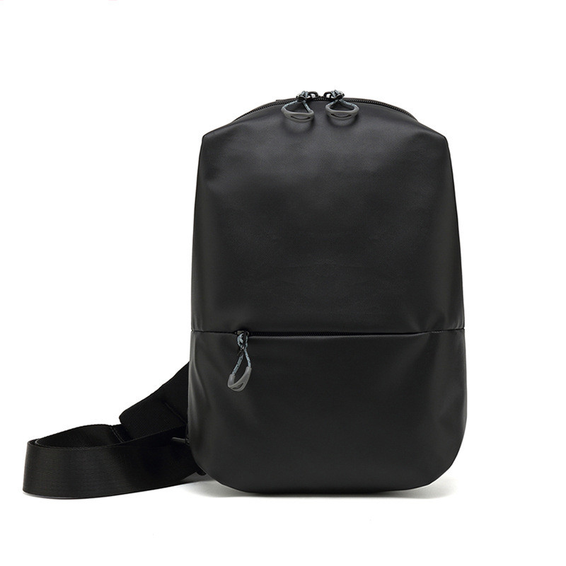 2018 New Crossbody Bags for Men Messenger Chest Bag Pack Fashion Bag Waterproof Oxford Single Shoulder Strap Pack Multipurpose