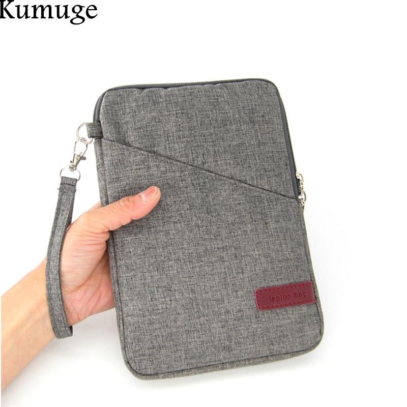 Pochette antichoc pour tablette pochette pour Kindle Paperwhite 1/2/3 étui pour Voyage Pocketbook 622/626 sac de couverture souple de 6 pouces