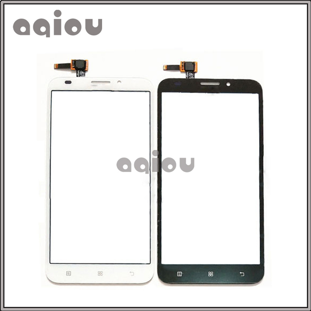 """10Pcs/lot 5.5"""" Touch Screen For Lenovo A916 Digitizer Front Glass Lens Sensor Panel Free Shipping"""