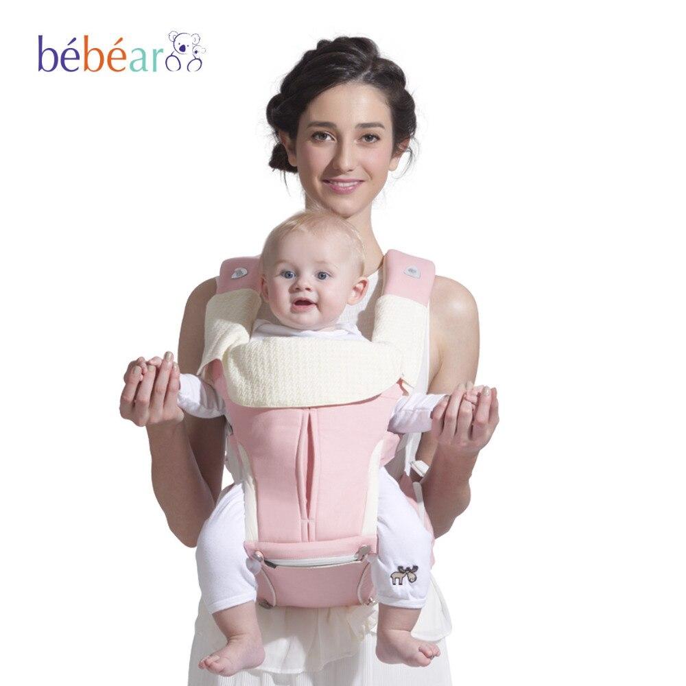 0-36 Months Ergonomic Baby Carrier Backpack Mochila Infantil Hipseat Toddler Sling Manduca Breathable Babies Wrap for Mom