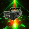 Свет диско из светодиодов этап торшер лазерный луч 40 модели красный зеленый цвет освещения рождество лазерного проектора ну вечеринку огни