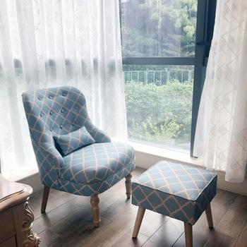 Krzesła do salonu meble do pokoju gościnnego meble do domu meble z litego drewna krzesło kawowe krzesło do jadalni cadeira sillas leżak sofa krzesła tanie i dobre opinie Ecoz Salon krzesło Meble do salonu Minimalist Modern Wooden Rozrywka krzesło 51*46*86cm Nowoczesne