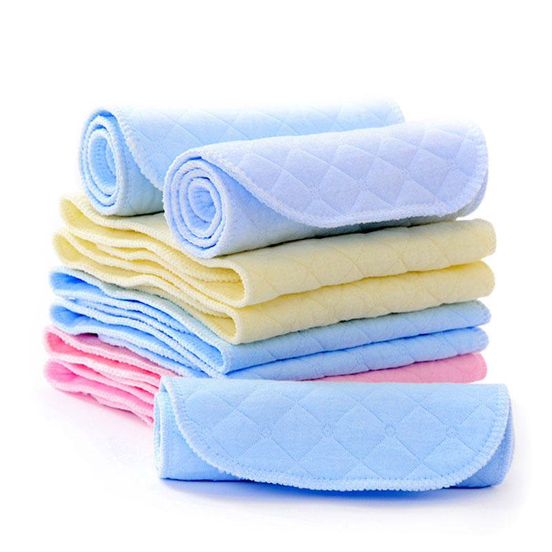 Peradix Diaper Nappy 3 Layer Cotton Infant Mother Supplies Baby Care Newborn