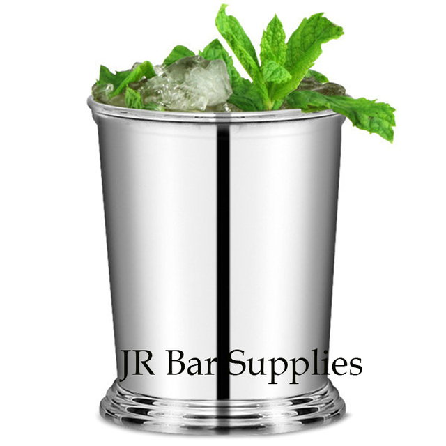mint julep cup stainless steel cocktail mug cup mixed drinks cup martini mojito drink bar party