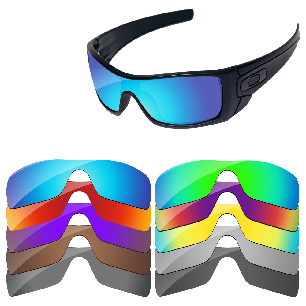 2b67f627aa PapaViva POLARIZED Replacement Lenses for Authentic Batwolf Sunglasses 100%  UVA   UVB Protection Multiple Options-in Sunglasses from Apparel  Accessories on ...