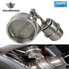 """PQY выпускной клапан с вакуумным приводом вырез """" 76 мм труба закрыта со стержнем PQY-ECV04+ стержень"""