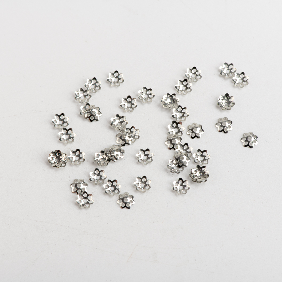 Bead Caps Jewelry Accessories DIY Jewelry Making Findings Handicraft Accessories For Jewelries Needlework #JY411