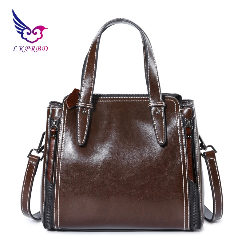 lkprbd New technology, quality design, leather bag, handbag, shoulder bag, lady bag, European style, fashion, cowboy bag. top quality 2018 new bag lady shoulder bag