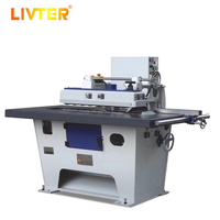 LIVTER brand high quality straight line rip saw Edge Planer 2018 Hot selling with high quality wood planer thicknesser machine