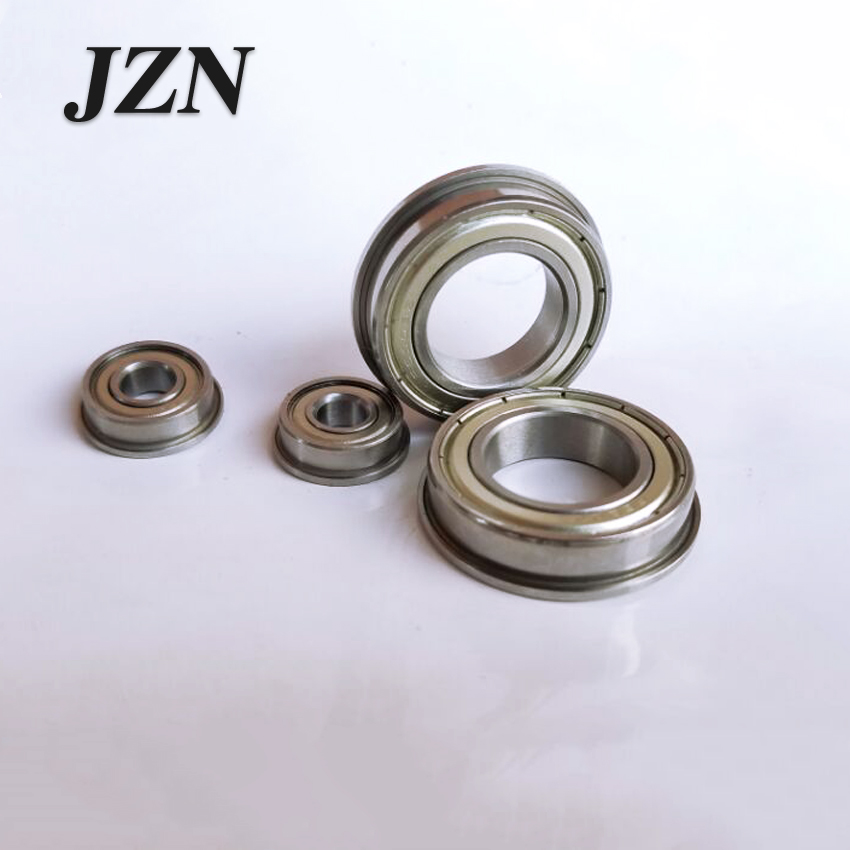 Free Shipping 10PCS Inch Flange Bearings For Wheelchairs FR8ZZ FR8-2RS 12.7 * 28.575 * 7.938mm