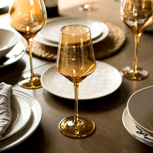 Fashion wine glass cup Lead free crystal glass cup Electroplating goblet beer glass champagne cup wedding glass party drinkware цена в Москве и Питере