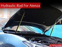 Для Mazda 6 Atenza 3 Axela 2014 2015 2016 2018 2017 капот автомобиля Поддержка стержень лифт стойки бары Весна Шок стайлинга автомобилей Ремонт