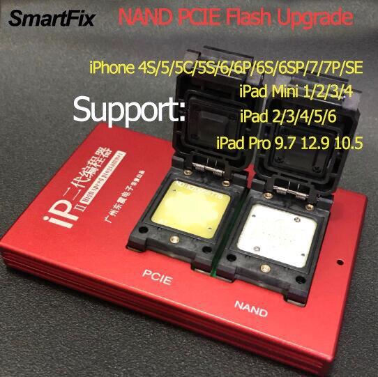 SmartFix Nand PCIE Flash Memory Upgrade Tool для iPhone 7 Plus 6s жесткий диск ремонт Высокая Скорость программист для iPad