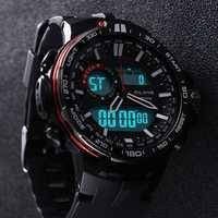 2019 nouvelle marque montre décontracté hommes G Style étanche sport montres militaires choc hommes de luxe analogique numérique montre à Quartz
