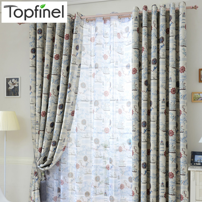Buy top finel 2016 modern shade children for Blackout curtains for kids rooms