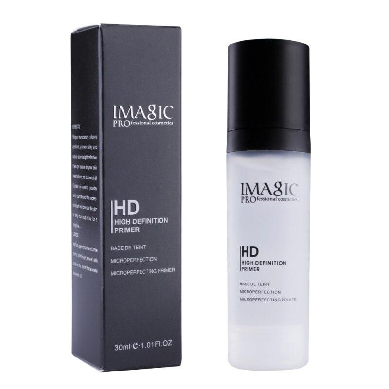IMAGIC Professional Makeup Primer Cosmetics Makeup Hide Blemish whitening Cream Liquid Care Palette Contouring Makeup Base