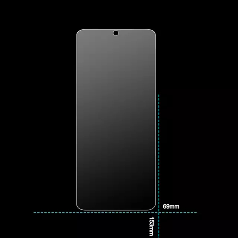 9H 2 5D Screen Protector for Xiaomi Redmi Note 7 Pro Tempered Glass On Phone Protective Film for Xiaomi Redmi Note 7 Glass in Phone Screen Protectors from Cellphones Telecommunications