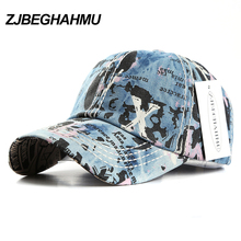 new Mens Baseball Cap Women Snapback Casquette Jeans Caps Hats For Men Womens Bone Gorras Baseball Snapback 2017 Plain Sun Hat все цены