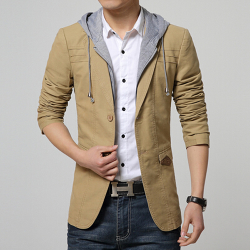 Popular Casual Suit Jacket-Buy Cheap Casual Suit Jacket lots from