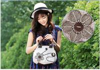 New High Quatity Appliques Lady Cute Bags Hot Women S Casual Shopping Carrir Hot Nation Shoulder