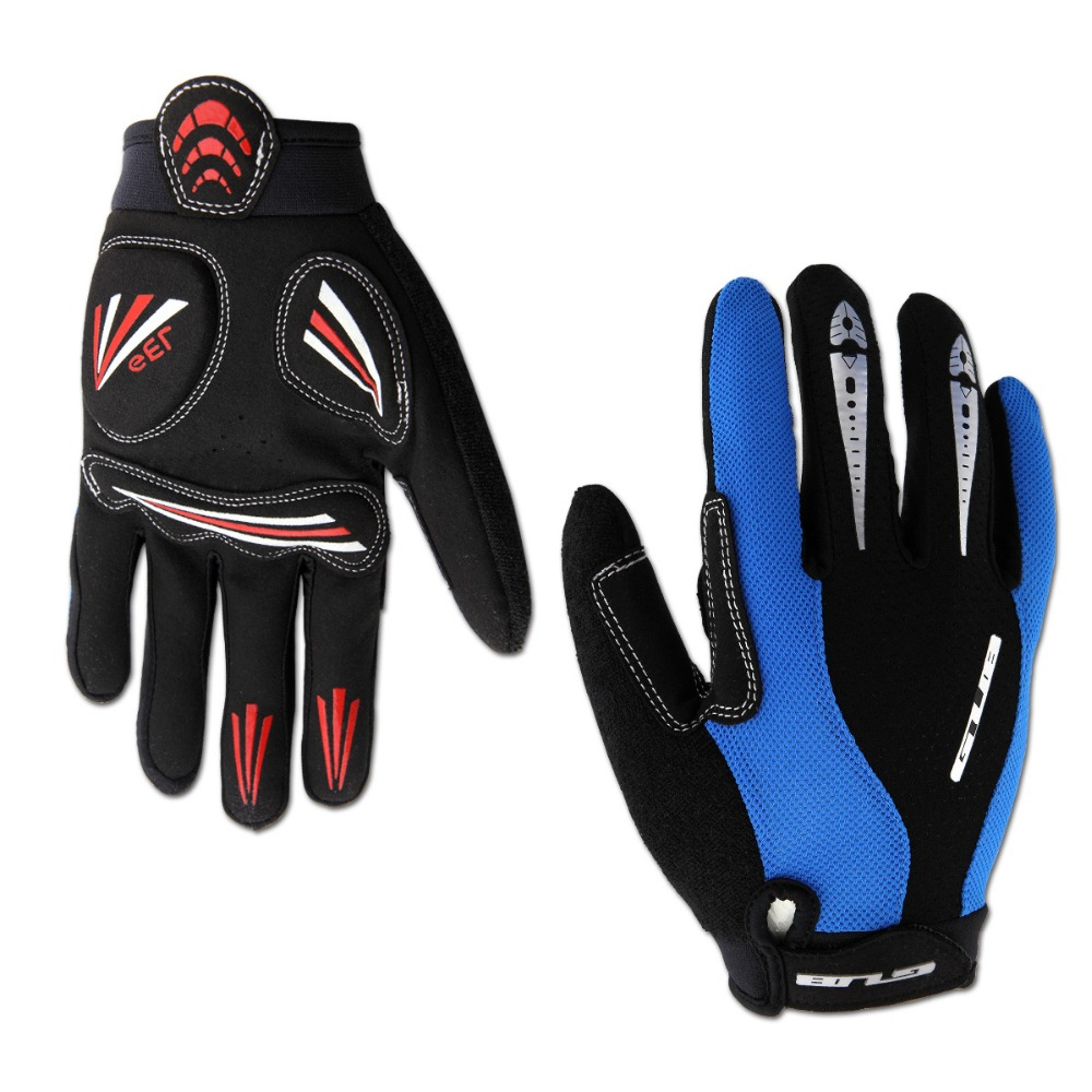 GUB Outdoor Sports Snowboard Skiing Riding Bike Cycling Gloves Windproof Winter Gloves Thermal Warm Touch Screen Gloves