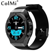 Получить скидку Colmi H2 Bluetooth Smart часы телефон Android Wear GPS 16 ГБ Встроенная память Беспроводные устройства умные часы Водонепроницаемый SmartWatch С Камера