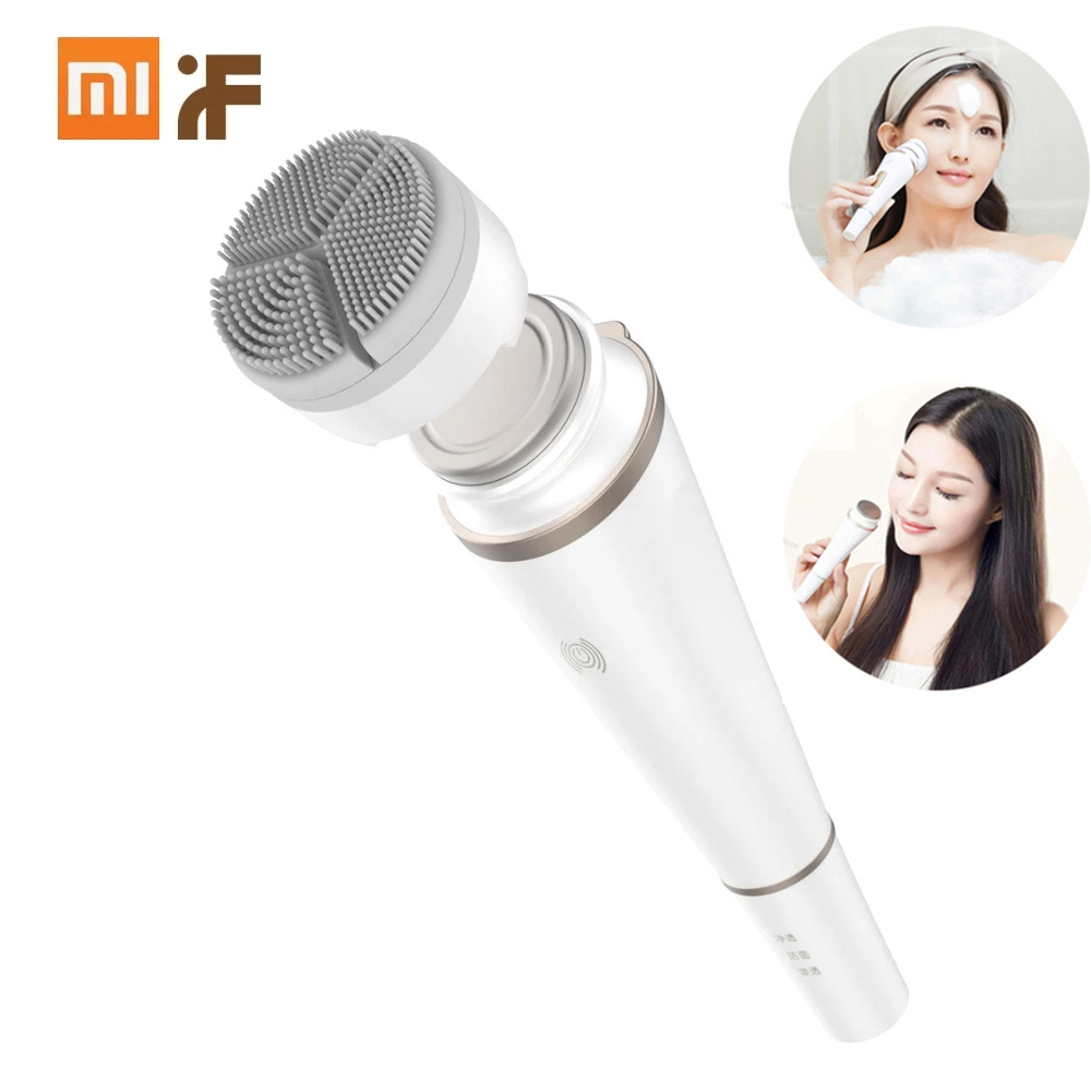 Xiaomi InFace Electronic Sonic Beauty Facial Instrument Deep Cleansing Face Skin Care Massager for Clean Oil