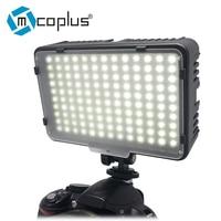 Mcoplus 130 LED Video Licht Fotografie Lamp voor Canon Nikon Sony Pentax Panasonic Samsung Olympus DV Camera Camcorder VS CN-126