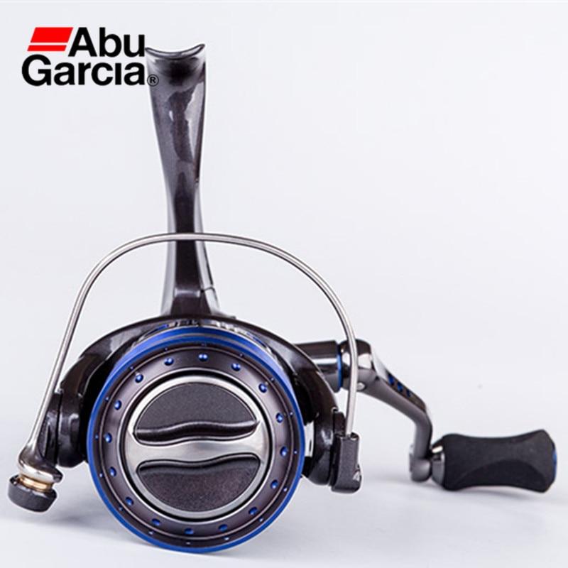 Abu Garcia REVO DEEZ Freshwater Professional Spinning Reel Competitor Special Design 9+1BB 6.2:1 Drag 2kg Fishing Reel Wheel marcy competitor wm203