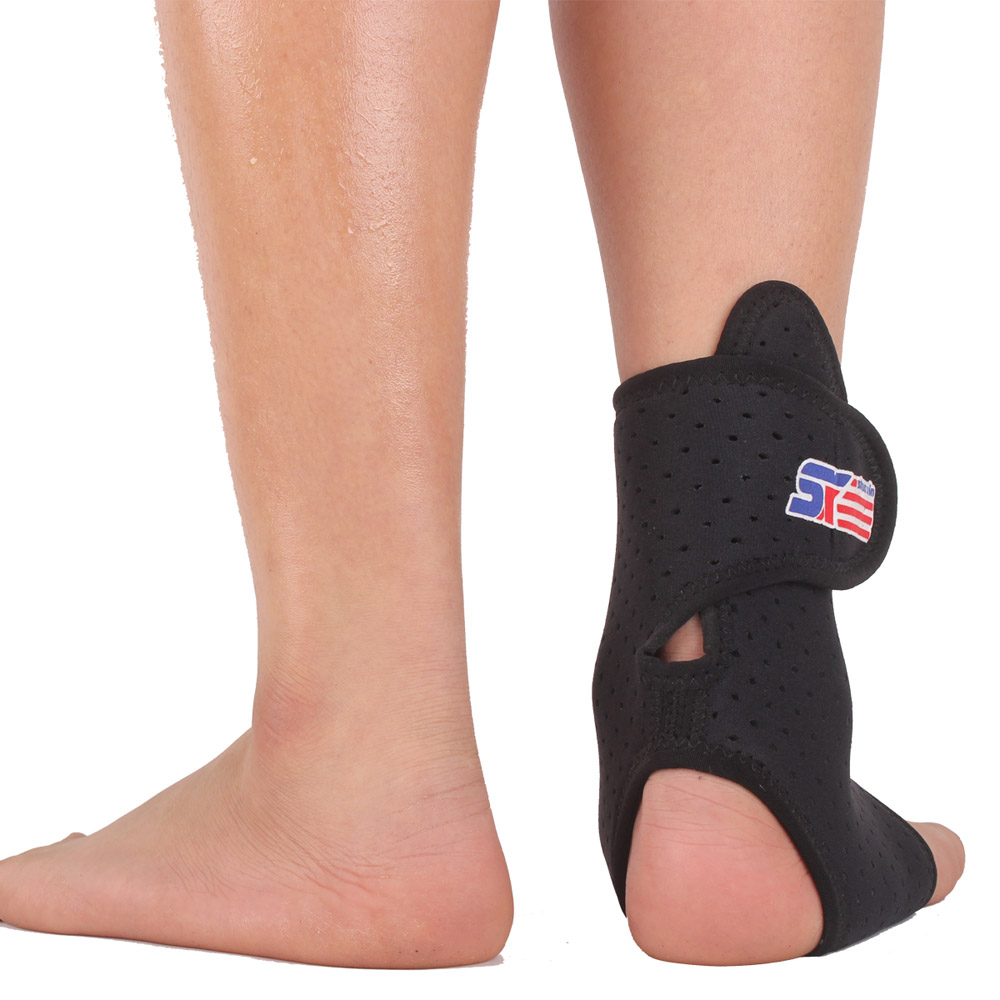 Foot Wrap Elastic Ankle Support Brace