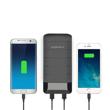 LCD Display 20100mAh Power Bank Phone External Battery Powerbank for iPhone 4s 5s SE 6 6s iPhone 7 8 X Samsung LG HTC Sony.