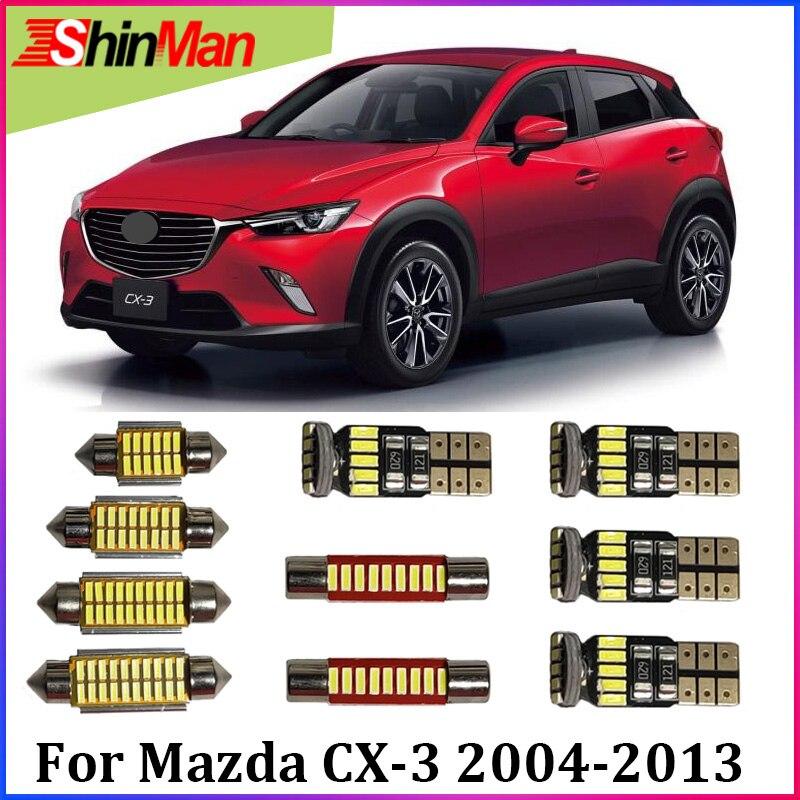 Buy shinman 6x error free auto master led - 2004 mazda 3 interior accessories ...