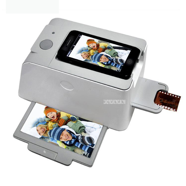 Special Offers Multifunctional Portable Smartphone Photo Scanners Mobile phone Film Scanner Support iPhone 4/4S 5 5s SamsungS2 S3 C719